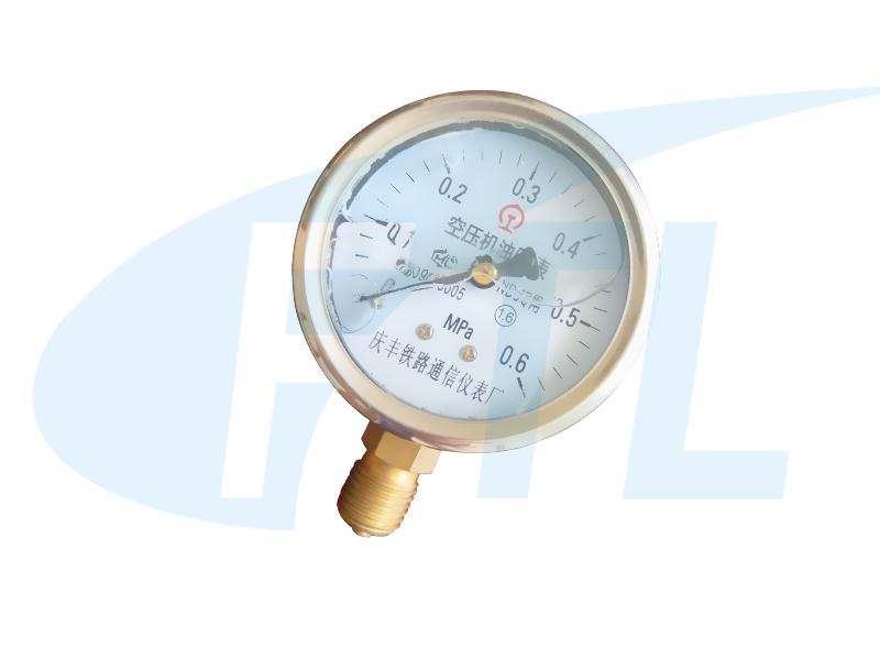 YN60耐震压力表