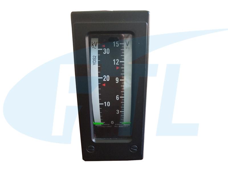 YDS2双针网压表-HXD3B