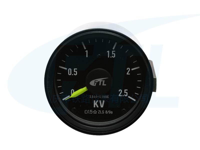 ZLS8/9a单针网压表-2.5KV