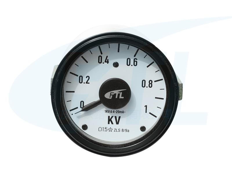 ZLS8/9a单针网压表-1KV
