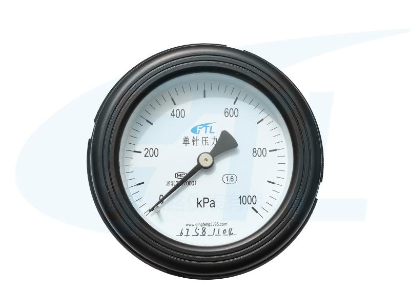 YYD-100Z单针压力表