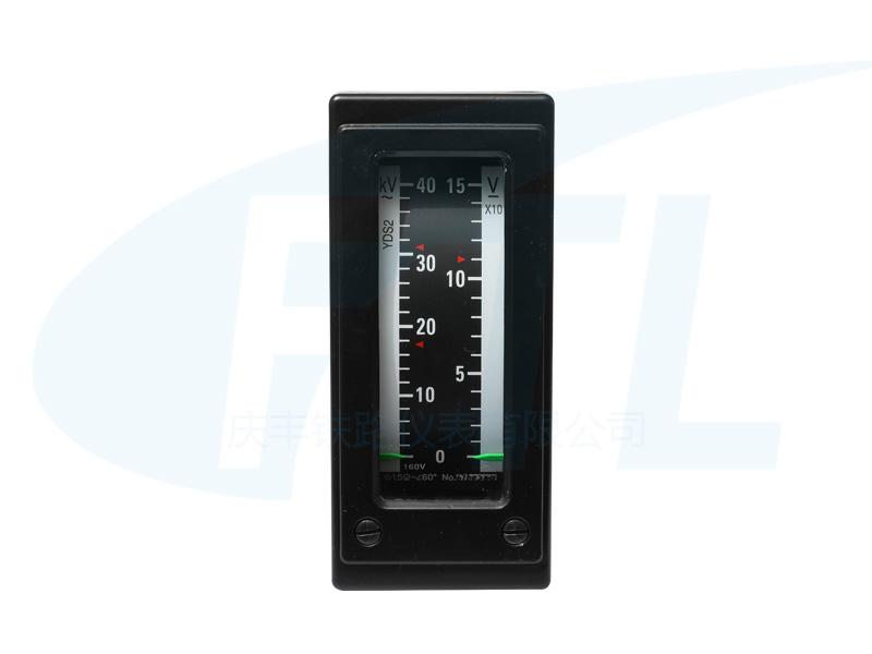 YDS2双针网压表-HXD3