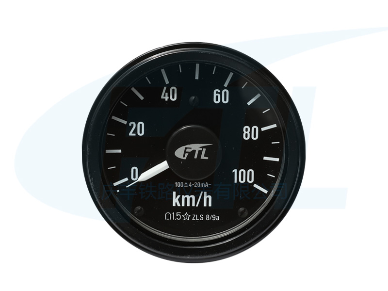ZLS8/9a单针速度表-100km