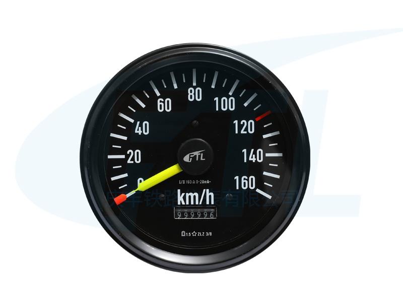 ZLZ3/8系列双针速度表-160km