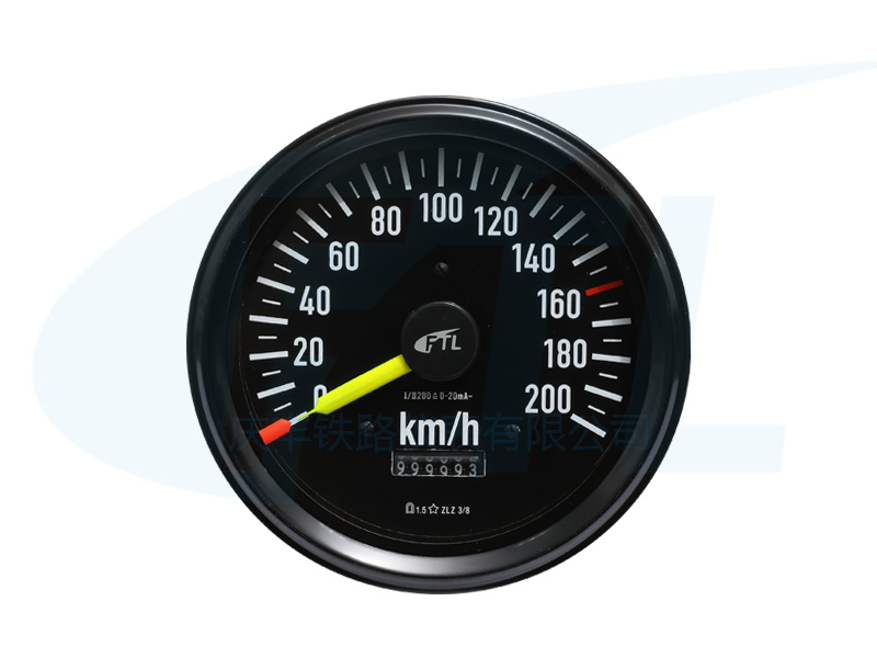 ZLZ3/8系列双针速度表-200km