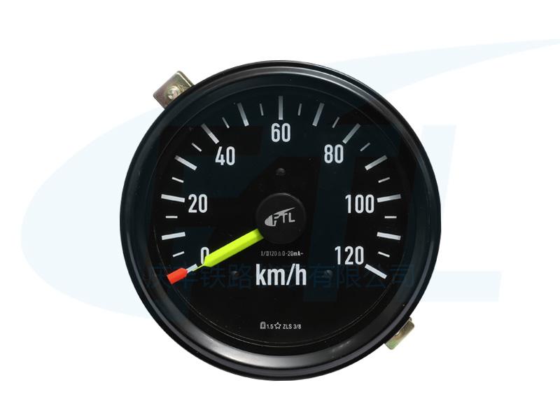 ZLS3/8系列双针速度表-120km