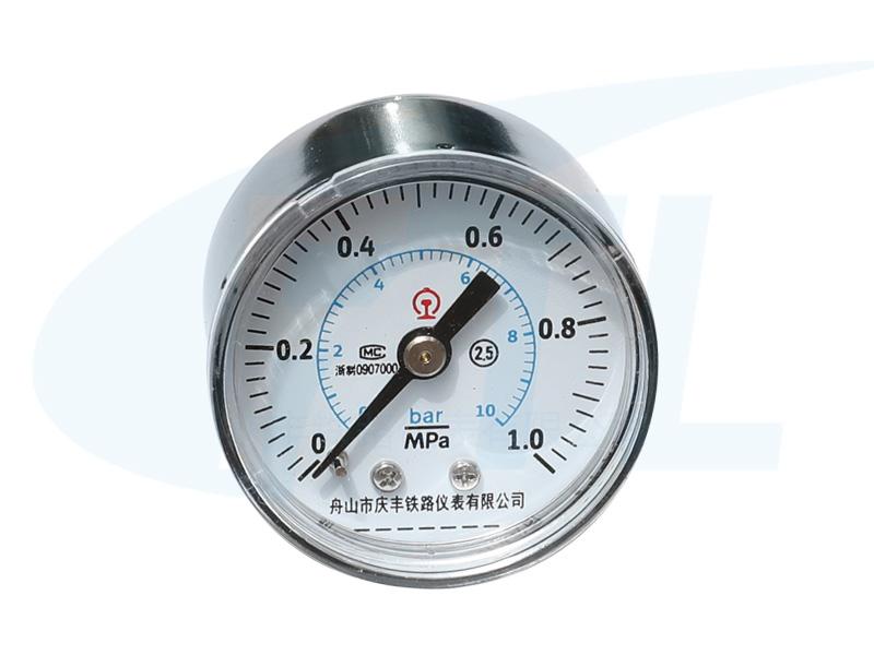 Y40Z单针压力表-G1/8