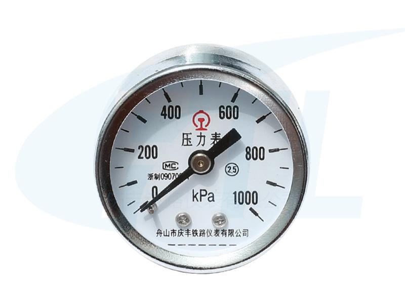 Y40Z单针压力表-M10*1.0