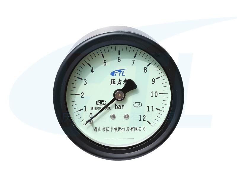 YYD-80Z单针压力表