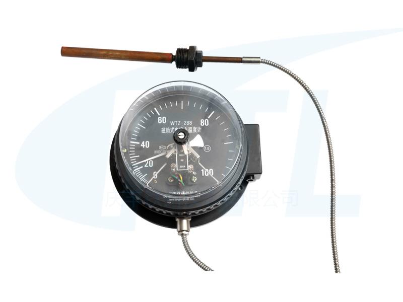 WTZ-288电接点温度计