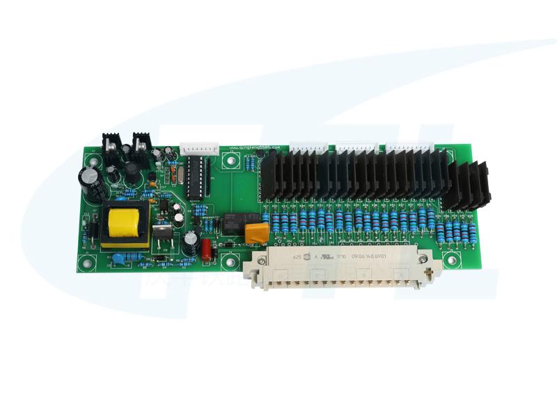 ZDZ1仪表组合模块控制板
