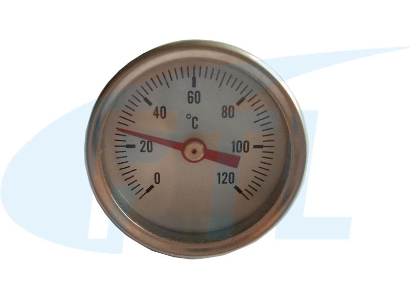 Y40双金属温度计-120度