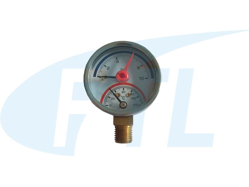 Y50温压一体表