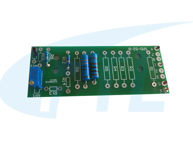 电测量仪表控制板